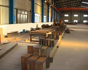 钢结构加工流程